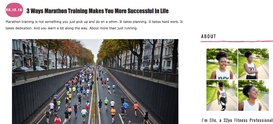 3 Ways Marathon Training Makes You More Successful in Life